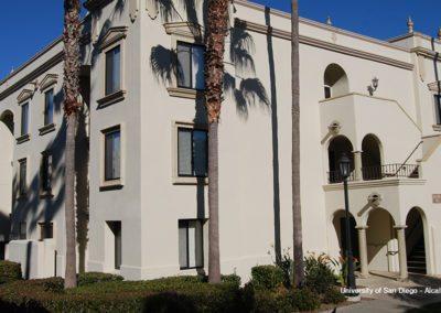 USD – Alcala Palomar Hall