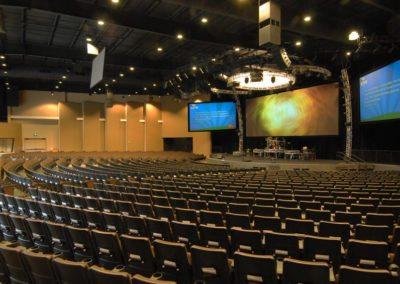 Eastlake Community Church Auditorium